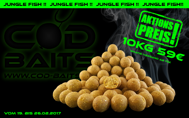 Jungle Fish 59€