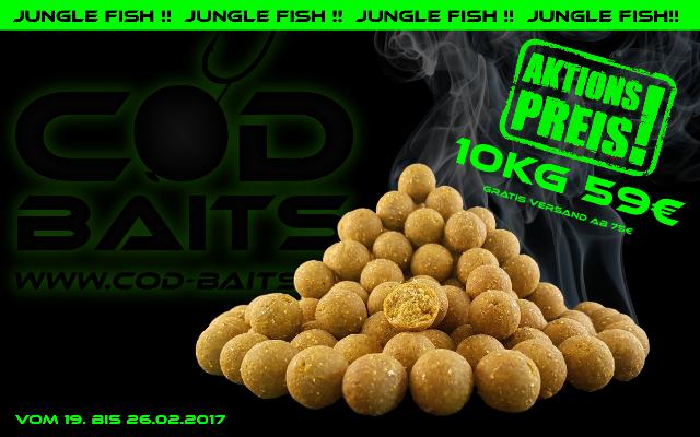 Jungle Fish 59€