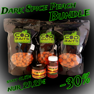 Dark Spice Peach Bundle