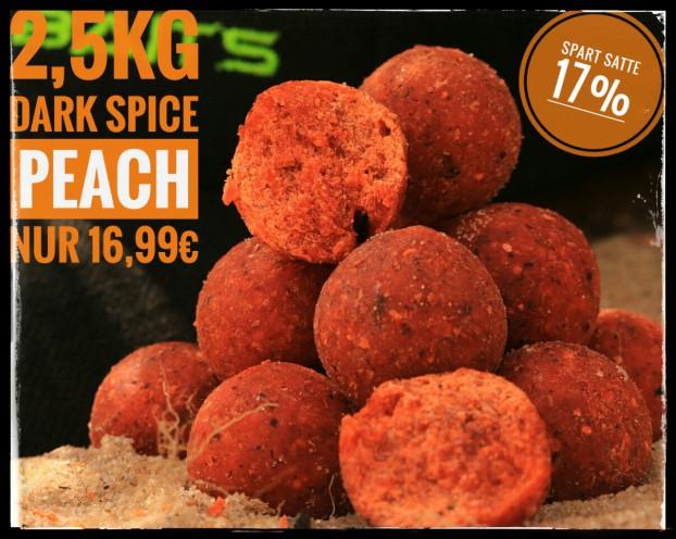 Wochenangebot Dark Spice Peach -17%