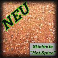Hot Spice Stickmix.