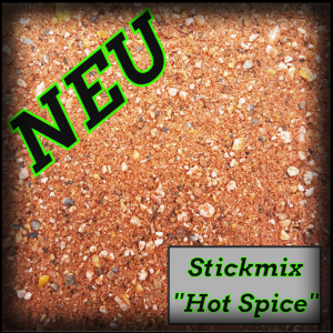 Hot Spice Stickmix.