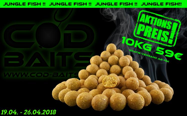 Jungle Fish 59€/10Kg