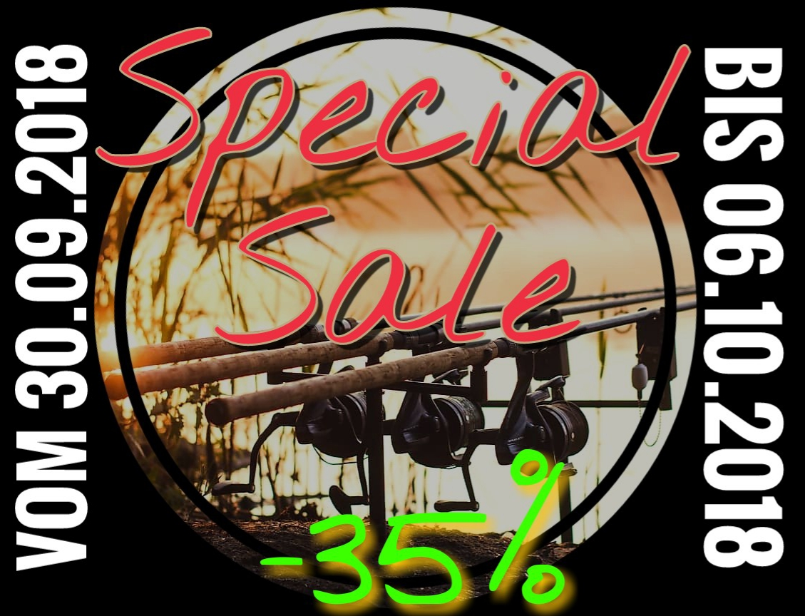 Special Sale Herbst 2018