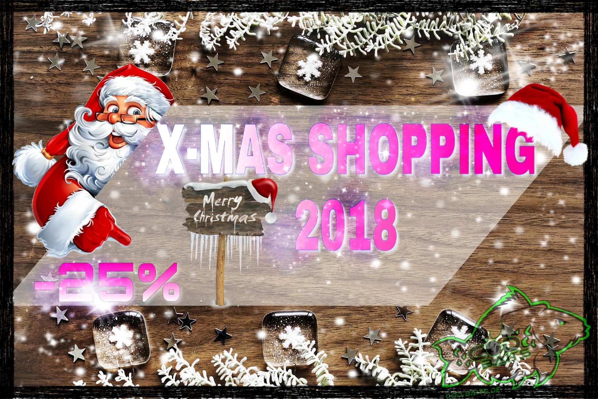 X-Mas Shopping 2018