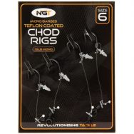 chod-rigs-mit-teflon-haken-2kurz-2lang-15lb-groesse-6