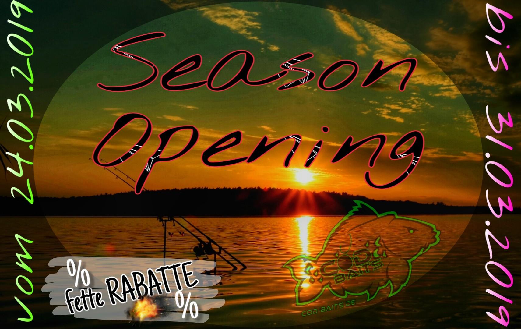 Season Opening