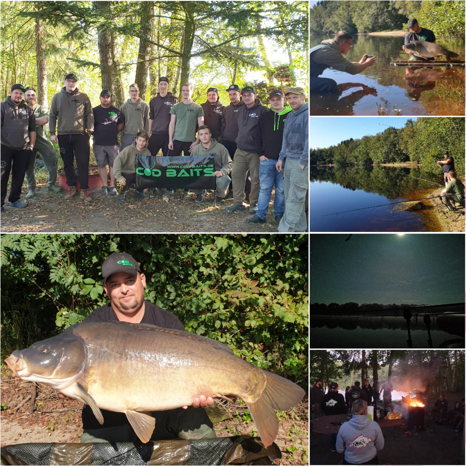 Gemeinschaftsfischen 2019