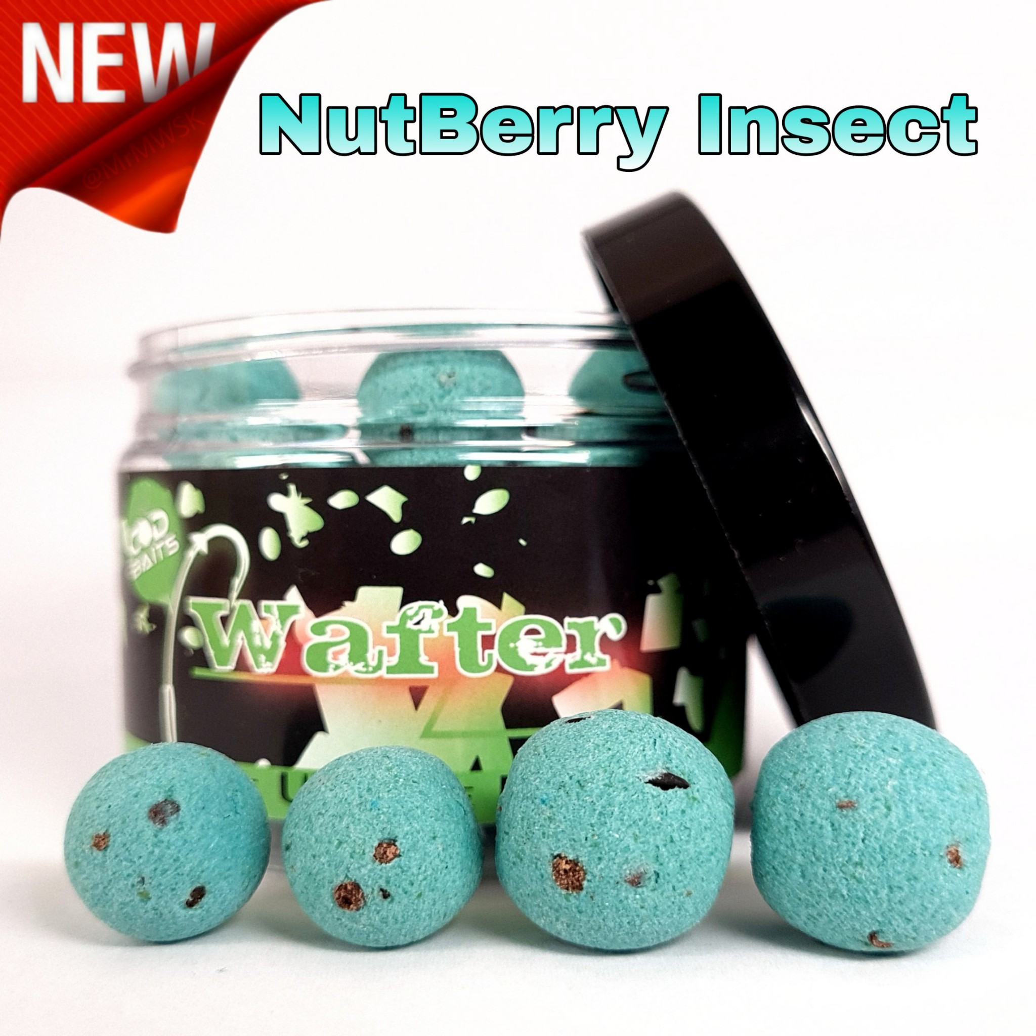 NutBerry Insect Wafter